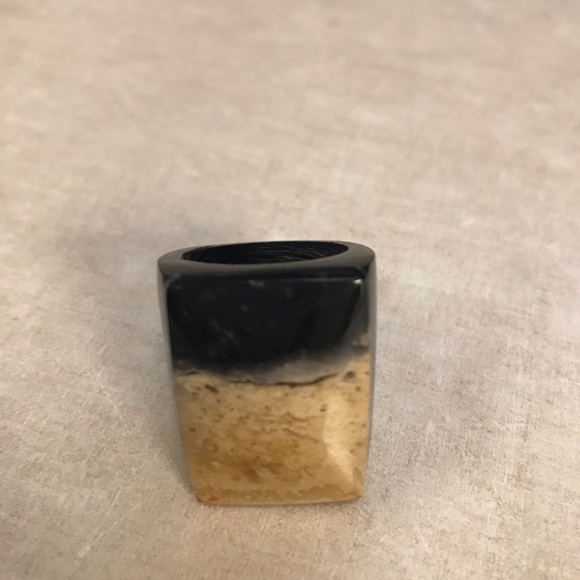 Jewelry - Two large statement rings
